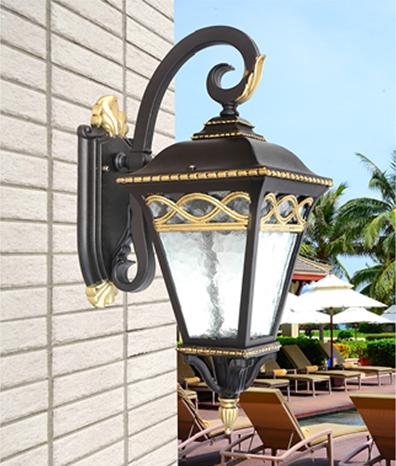 太阳能壁灯使用要求与优点