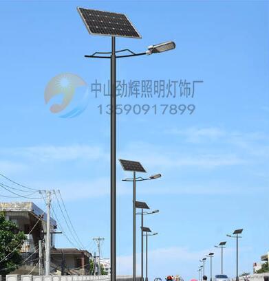 led太阳能路灯——太阳能光伏发电技术与led照明的