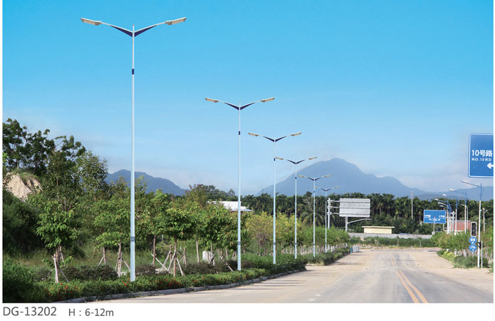 LED路灯已成为了国家照明的主力军