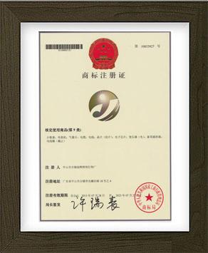 劲辉·商标注册证(第09类)