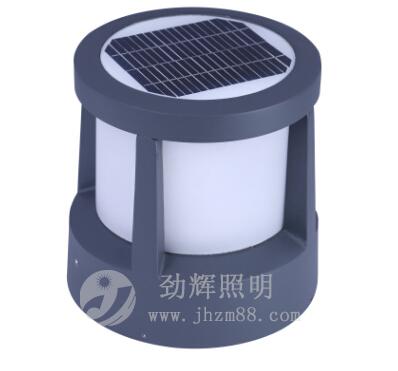 太阳能柱头灯JH-002