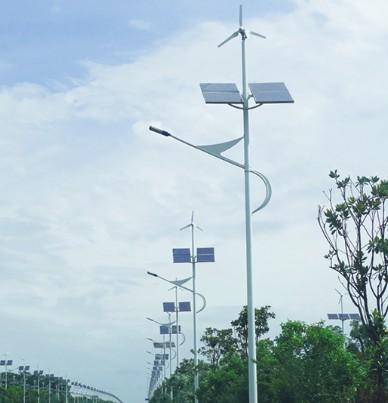 风光互补路灯GF-001