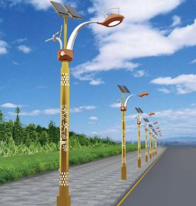 太阳能庭院灯GF-001