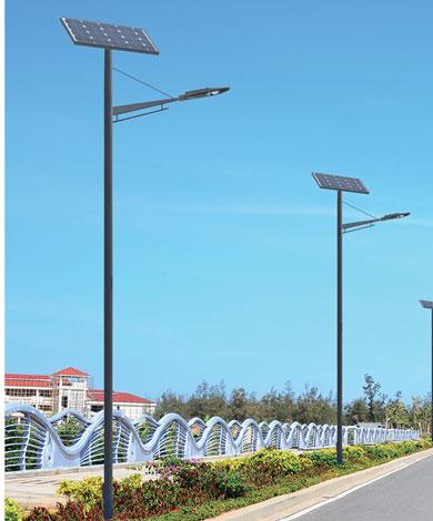太阳能路灯ED-4501