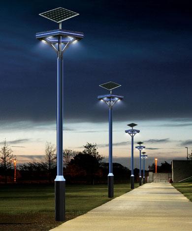太阳能庭院灯FA-7801