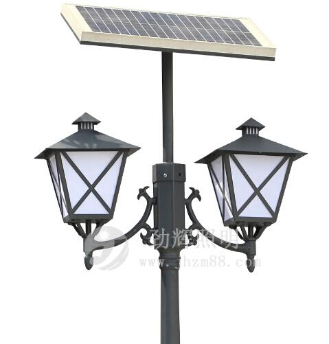 太阳能庭院灯JH-001