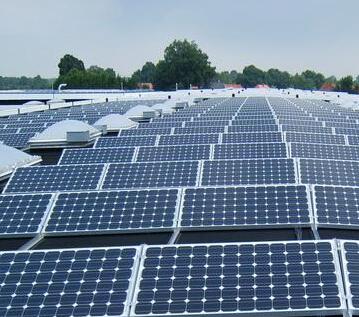 农业太阳能发电系统