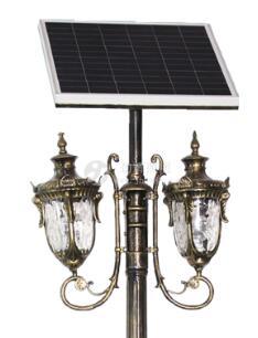 太阳能庭院灯BE-4201