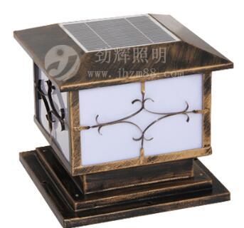 太阳能柱头灯-5502