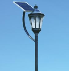 太阳能庭院灯BE-2701