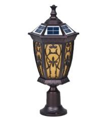 太阳能柱头灯GF-13301