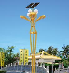 太阳能玉兰灯GF-12201
