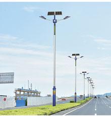 太阳能路灯ED-3001