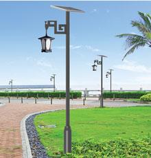 太阳能庭院灯ED-7501