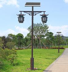 太阳能庭院灯ED-8801