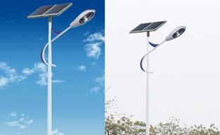 珠海大杧岛安装太阳能路灯