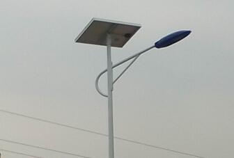 【案例】湖南农村太阳能路灯照明工程