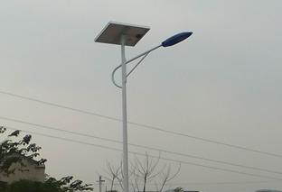 【案例】湖南太阳能路灯照明工程