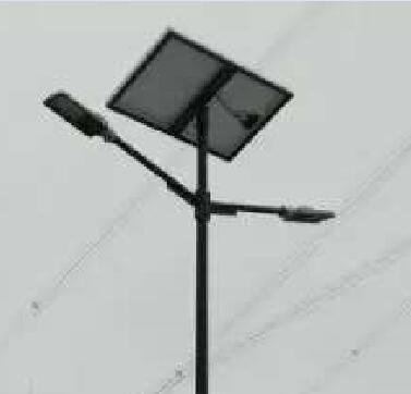 【案例】福建双头太阳能路灯照明工程