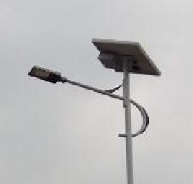 【案例】广西贺州电厂太阳能路灯工程