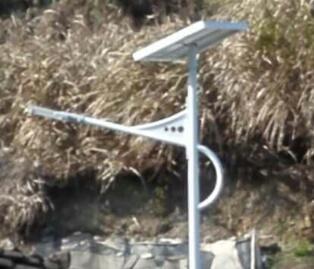 【案例】福建宁德寿宁县城关太阳能路灯工程