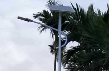 万宁市后安镇太阳能路灯工程项目