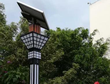 云南市普洱市特色太阳能路灯工程